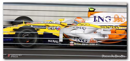 F1 Grand Prix Day 1