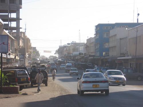 Straße in Arusha | by aj82