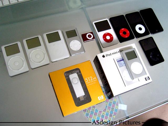My iPods
