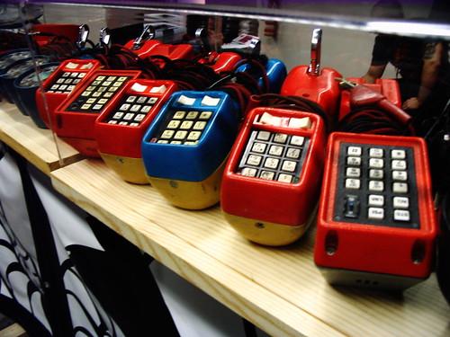 HACDC's Technician's Handsets