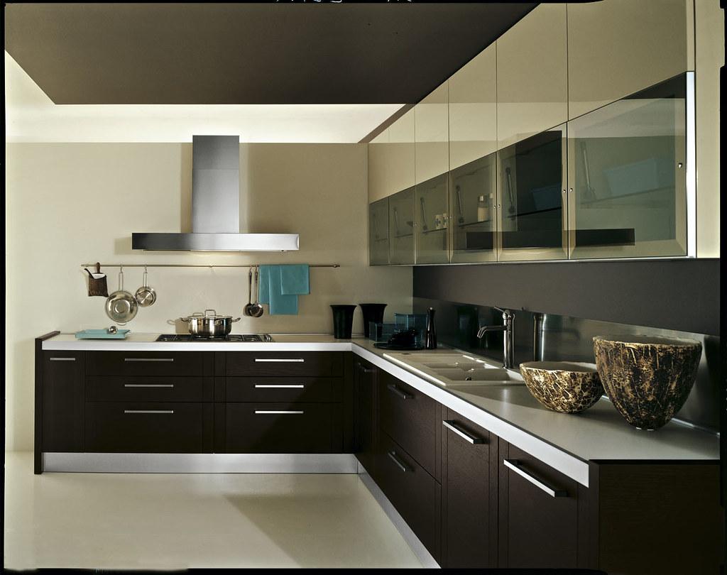 Cucina moderna in rovere moro Dada | Cucina moderna in rover… | Flickr