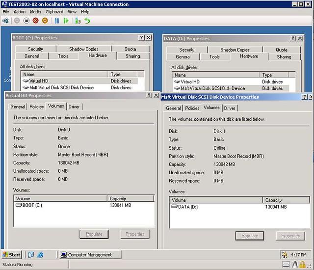 Windows Hyper-V BIOS SCSI IDE HDD 10 | Please refer to TechN