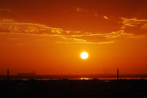 sunset clouds texas corpuschristi porta portaransas ingleside horwath corpuschristibay coastalbend rayhorwath mygearandmepremium