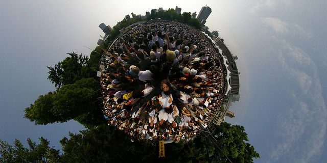 Hiroshima Memorial Ceremony 2008 planet