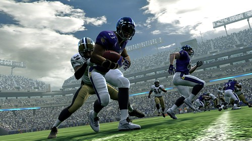 Madden NFL 09 screenshots | by gamesweasel