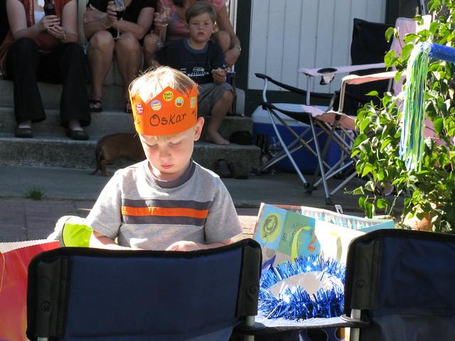 Oskar's Audience