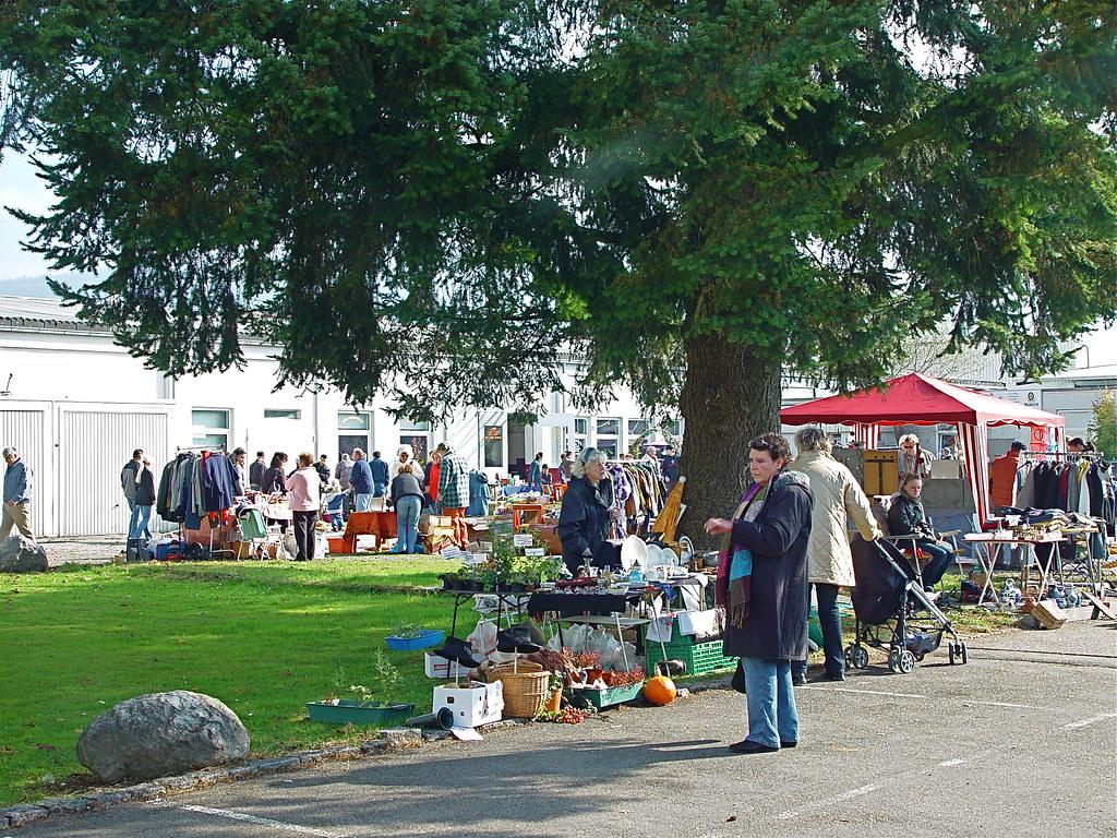 Flea market Lindau / Flohmarkt - a photo on Flickriver