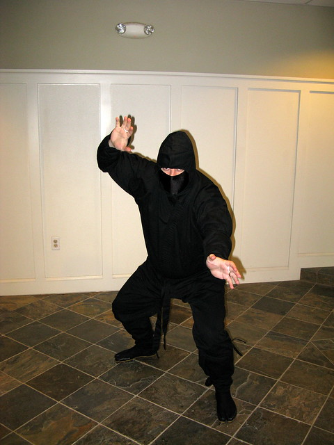 Scott the (CSS) Ninja