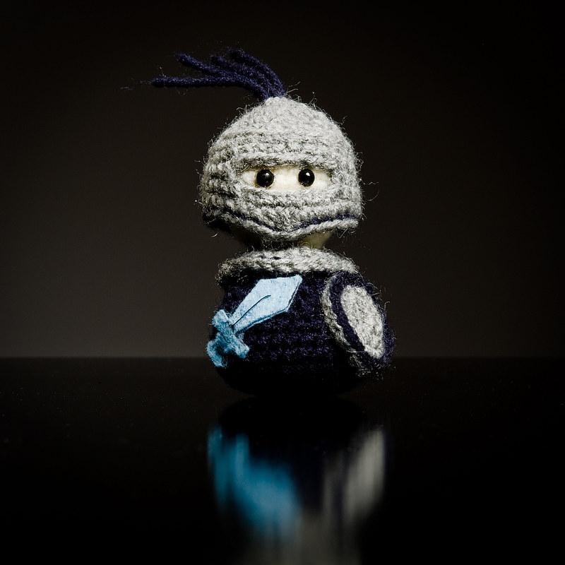 Hollow Knight Amigurumi Crochet pattern by ElizettaCrafts on ... | 800x800