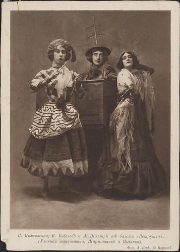 Petrushka - 1911