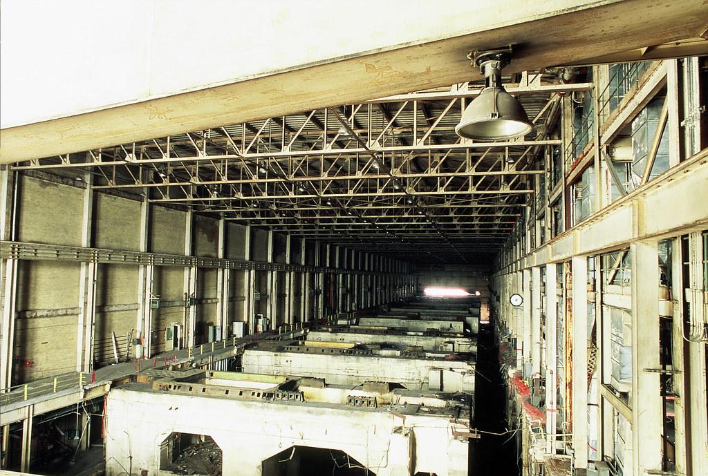 Generator Floor in Velvia