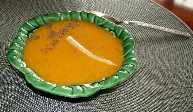Pumpkin Soup by norwichnuts