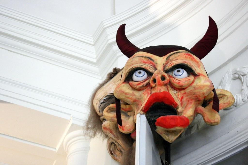 Puppets #13 Political Satire