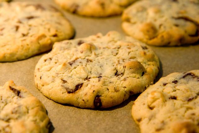 Færdige småkager