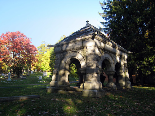 Oakwood Cemetery - Troy, NY - 13 | by sebastien.barre