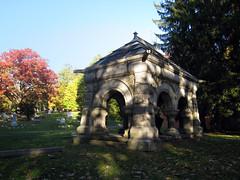 Oakwood Cemetery - Troy, NY - 13 by sebastien.barre