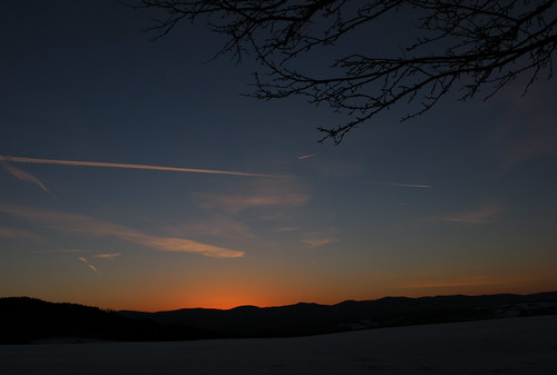 sunset mountains tree sundown trail airplance skytrail canong9