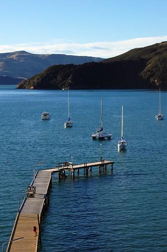 New Zealand - Akaroa