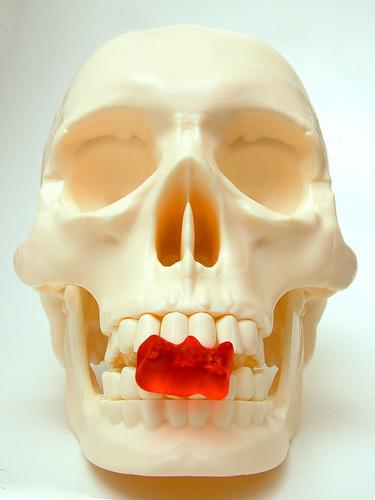 Gummy Bear Nightmare | by Latente 囧 www.latente.it