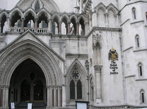 Royal Courts of Justice | by ShelleyC28