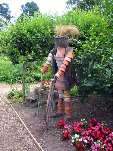 Lord Pots in the Kitchen Garden | by CopperPhoenix