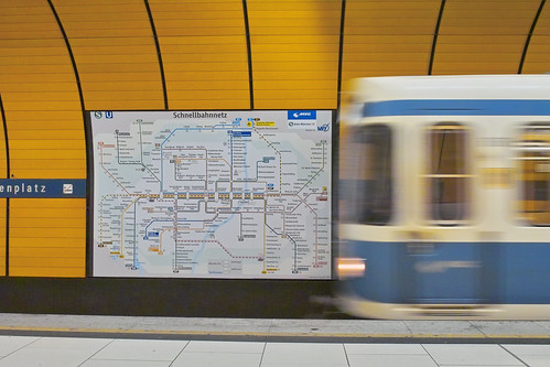 Munich Subway | by rkirchne
