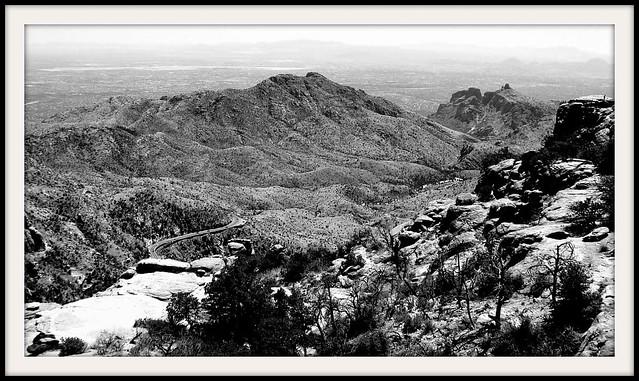 Mountain View at Windy Vista Point Near Mount Lemmon, Tucson, Arizona