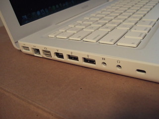 """White 13"""" Apple Macbook 2.4 GHz, 10/31/08 - 11 of 63 