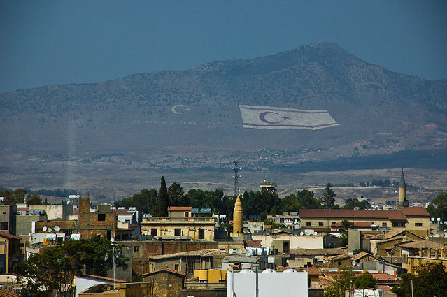 Nicosie - la capitale divisée