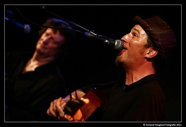 Chris Smither & Peter Mulvey@ Holland Amerika Lijn 2011
