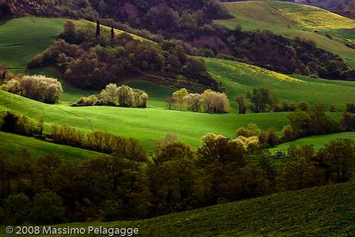 Primavera in Toscana 1