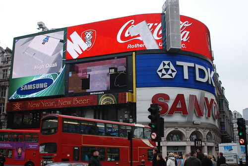 Picadilly Circus | by George M. Groutas