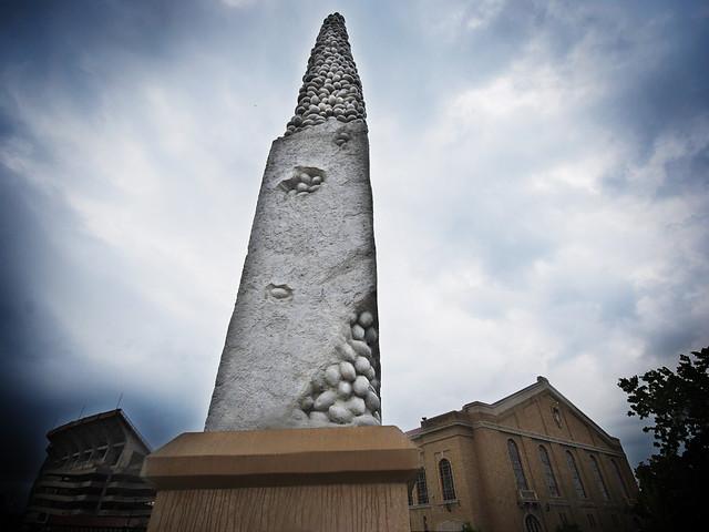 Madison Erects Giant Phallic Tower To >> Madison Erects Giant Phallic Tower To Shoot Footballs At S Flickr