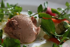Duck's liver pate | by puzzlement