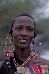 Portrait of a woman | by World Bank Photo Collection