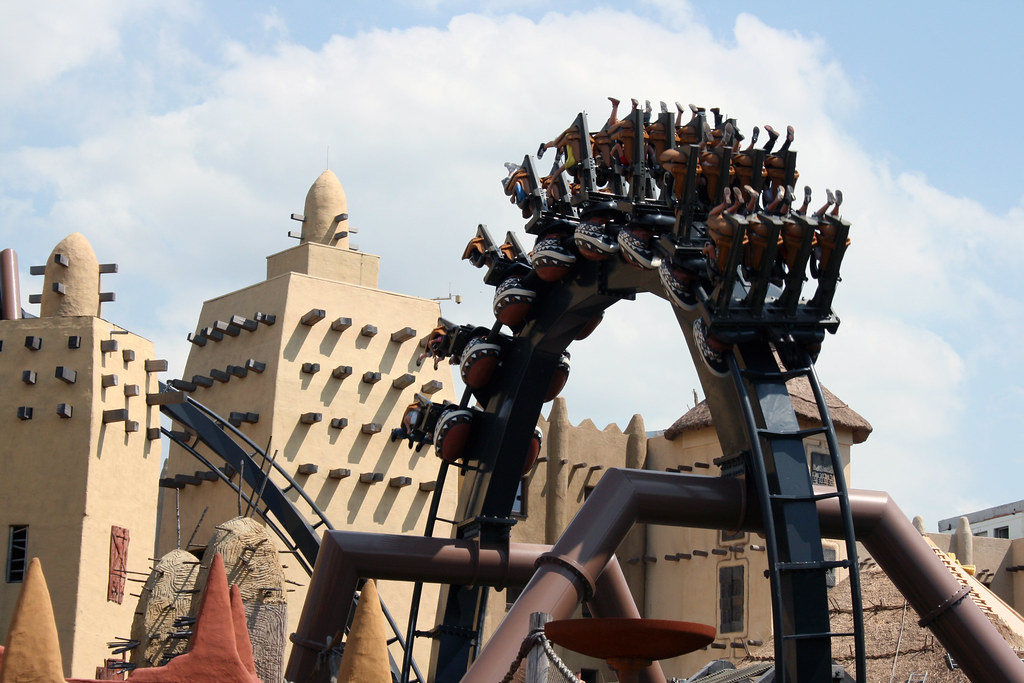 Phantasialand Unnamed Shot #34 | David Jafra | Flickr