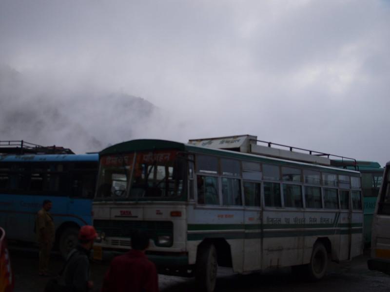 indien: busbahnhof