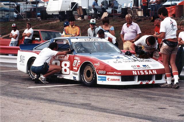 Jim Fitzgerald Nissan 300ZX Turbo