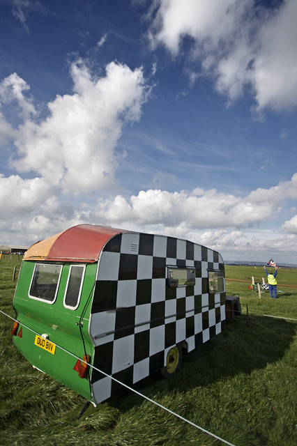 British Banger and Stock Car Racing
