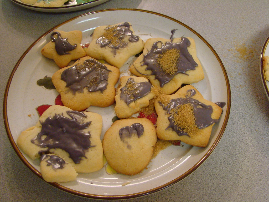 Ugly Christmas Cookies Tammy Easley Flickr