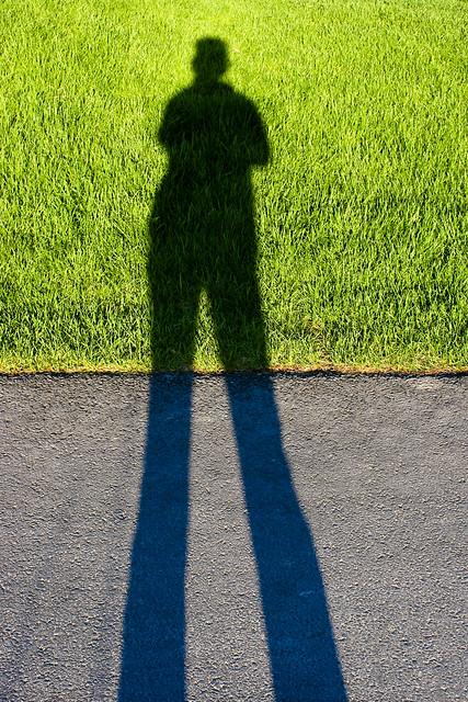 Se regarder dans l'ombre