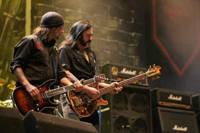 Motörhead live @ Rock am Ring 2008 | Motörhead live @ Rock a