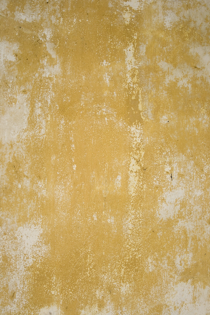 Rough Yellow And White Wall Texture Keely O Shannessy