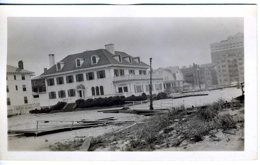 Atlantic City Hurricane 1944