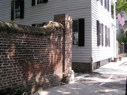 Charleston, St. Michael's Alley | by hdes.copeland