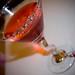 {348} candy cane martini
