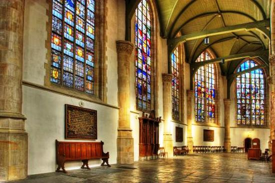 Gouda - St. Jans Kerk