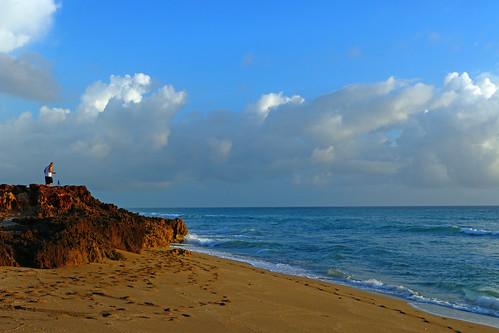 ocean morning beach rocks photographer florida spot stuart atlantic atlanticocean houseofrefuge hutchinsonisland