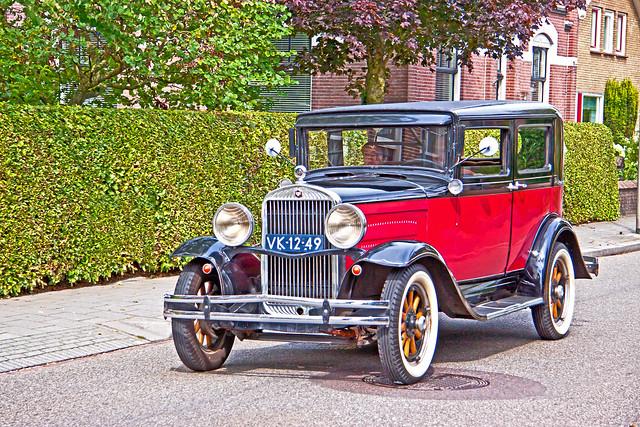 Essex Super Six Standard Sedan 1930 (7276)