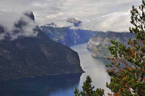 Aurlandsfjord 2012   by buecherwurm_1964